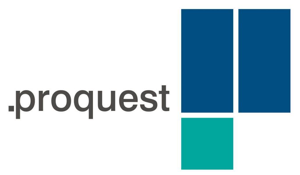 Logo .proquest